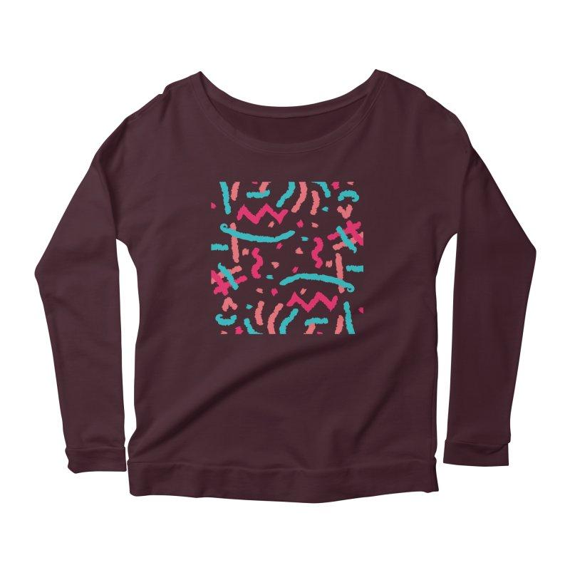 Brushed Dream Women's Longsleeve T-Shirt by Rocket Artist Shop