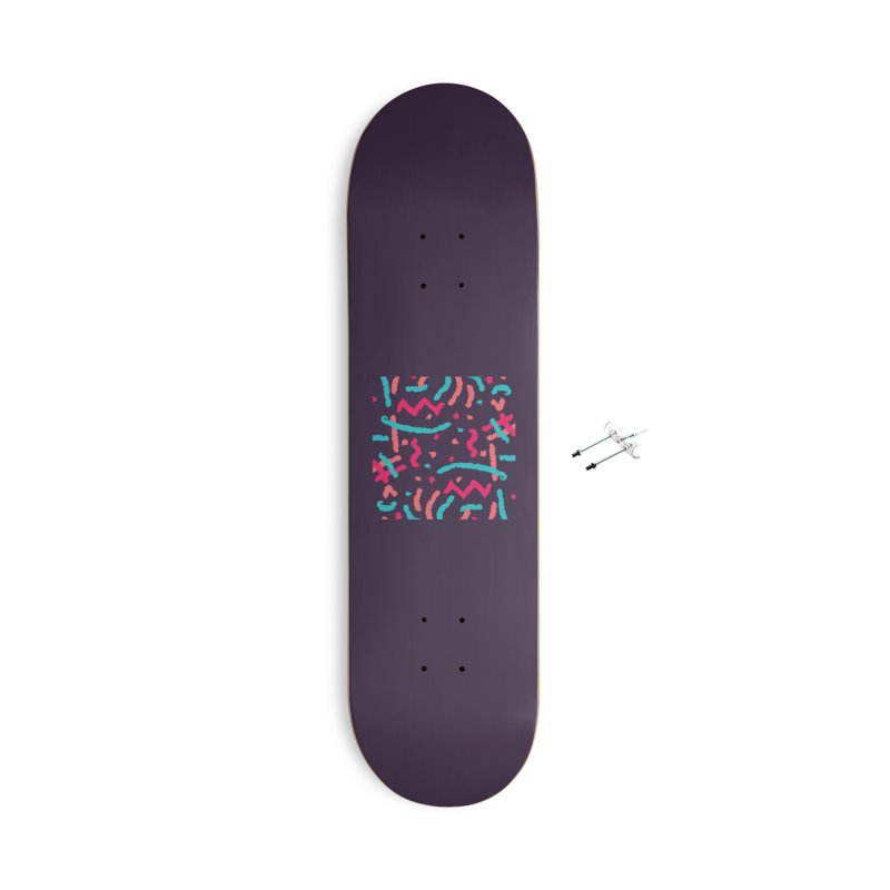 Brushed Dream Accessories Skateboard by Rocket Artist Shop
