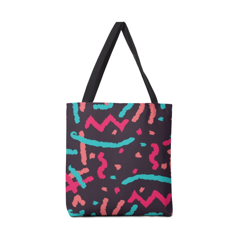 Brushed Dream Accessories Tote Bag Bag by Rocket Artist Shop