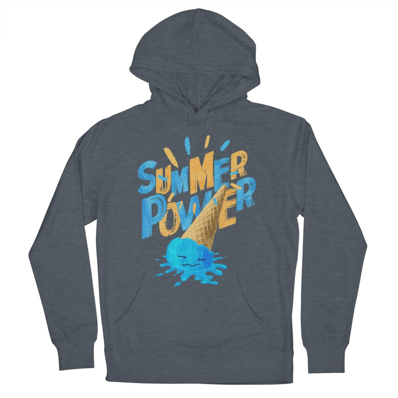 Summer Power Women's Pullover Hoody by Rocket Artist Shop