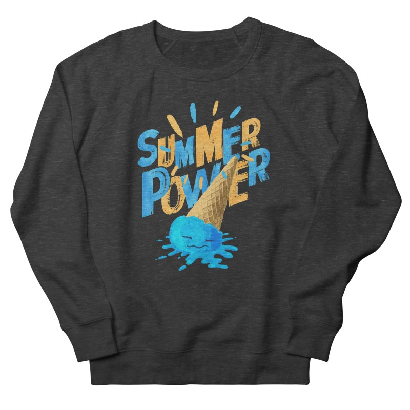 Summer Power Women's Sweatshirt by Rocket Artist Shop
