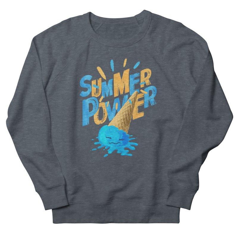 Summer Power Men's Sweatshirt by Rocket Artist Shop