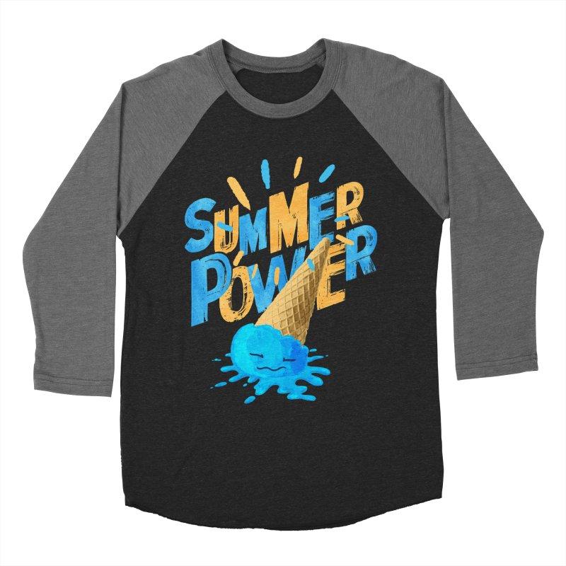 Summer Power Women's Longsleeve T-Shirt by Rocket Artist Shop