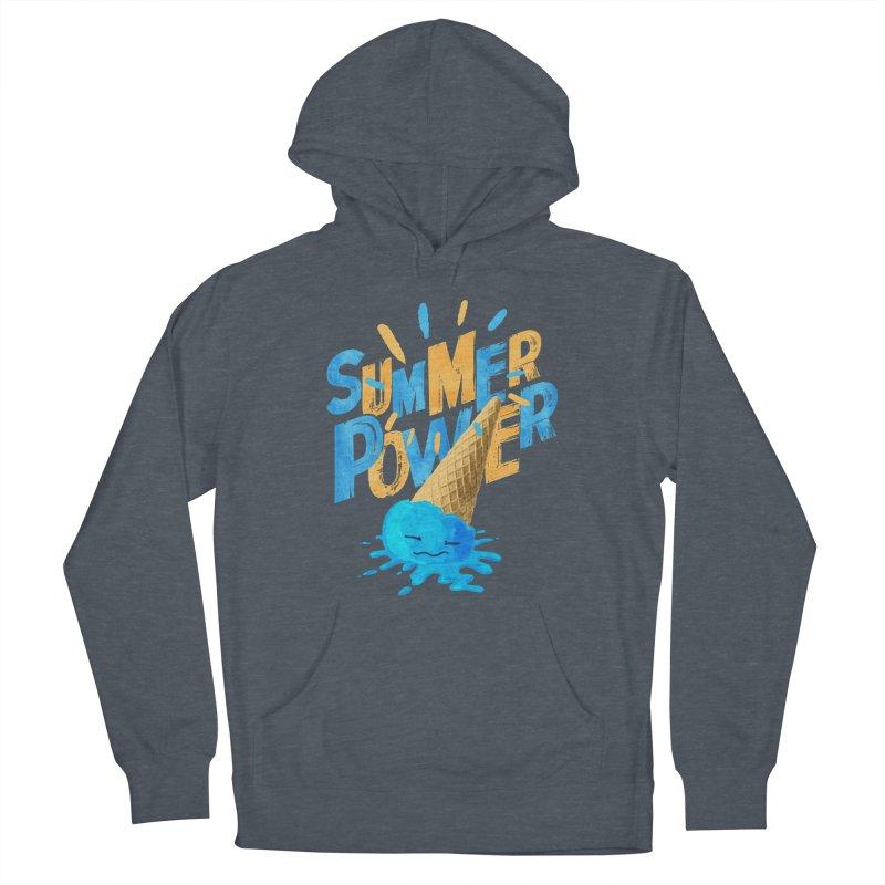 Summer Power Women's Pullover Hoody by Rocket Artist Shop