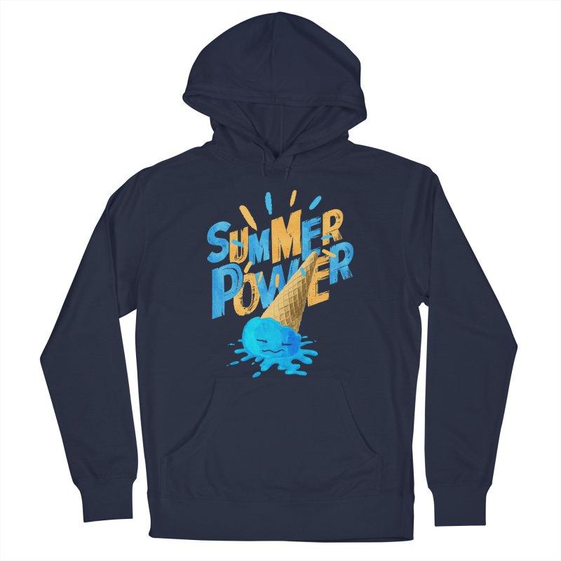 Summer Power Men's Pullover Hoody by Rocket Artist Shop