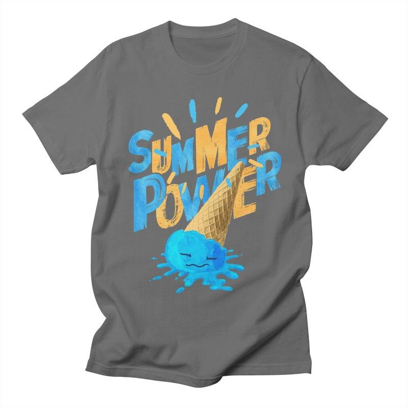 Summer Power Men's T-Shirt by Rocket Artist Shop