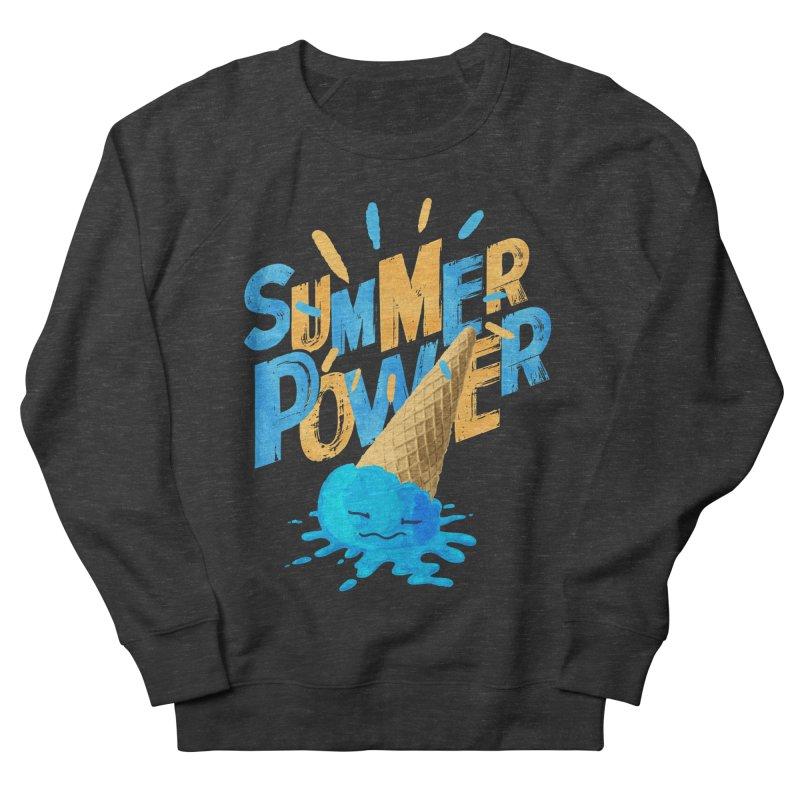 Summer Power Women's Sweatshirt by Rocket Artist Shop
