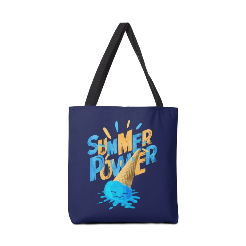 Summer Power Accessories Tote Bag Bag by Rocket Artist Shop