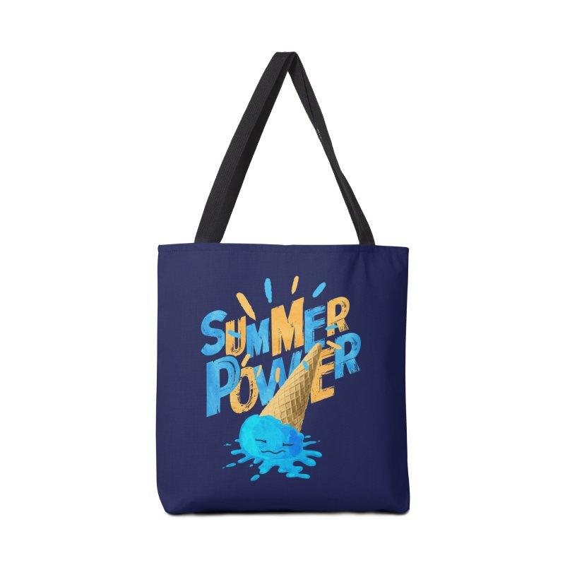 Summer Power Accessories Bag by Rocket Artist Shop