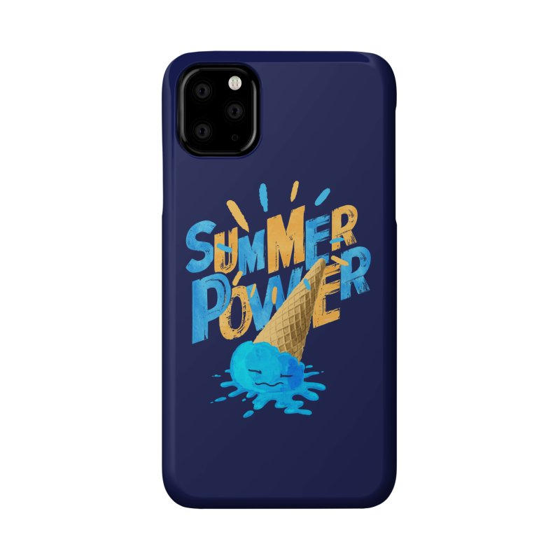 Summer Power Accessories Phone Case by Rocket Artist Shop