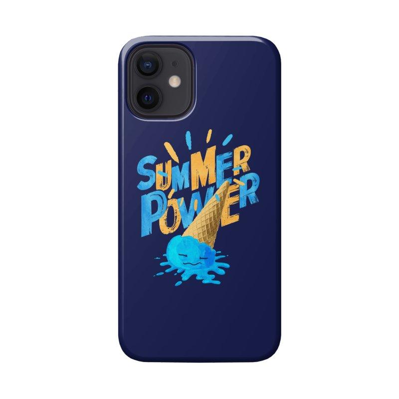 Summer Power Accessories Phone Case by Rocket Artist Shop