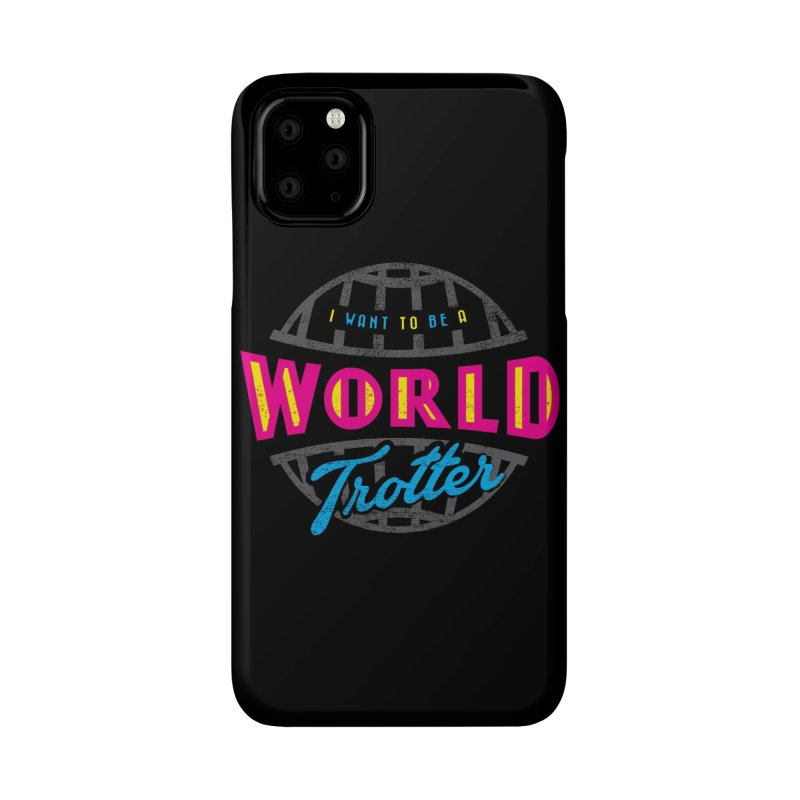 Go Travel Accessories Phone Case by Rocket Artist Shop