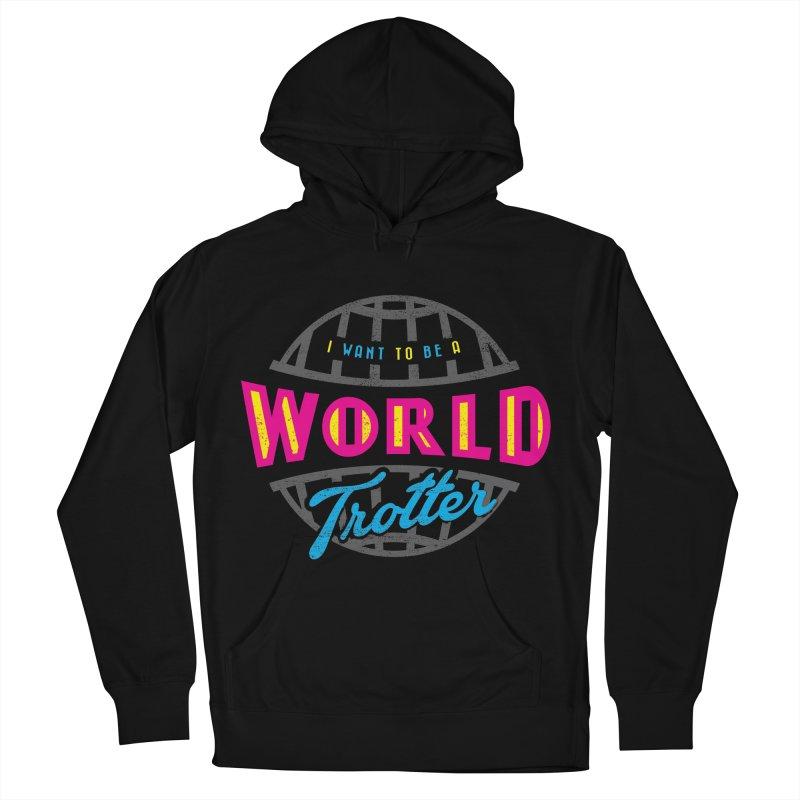 Go Travel Women's Pullover Hoody by Rocket Artist Shop