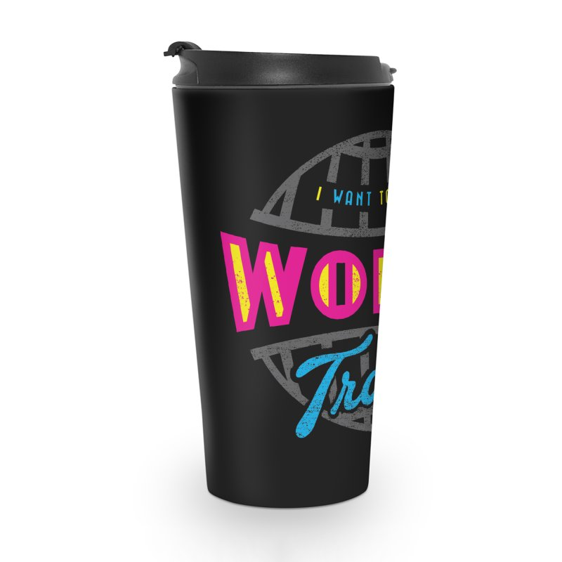 Go Travel Accessories Travel Mug by Rocket Artist Shop