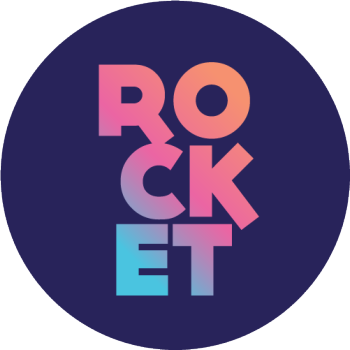 Rocket Artist Shop Logo