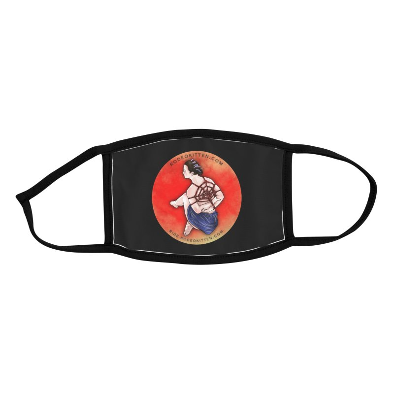 The Web Accessories Face Mask by Rodeo Kitten's Swag Shop