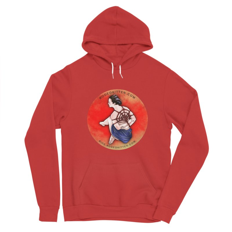 The Web Women's Pullover Hoody by Rodeo Kitten's Swag Shop