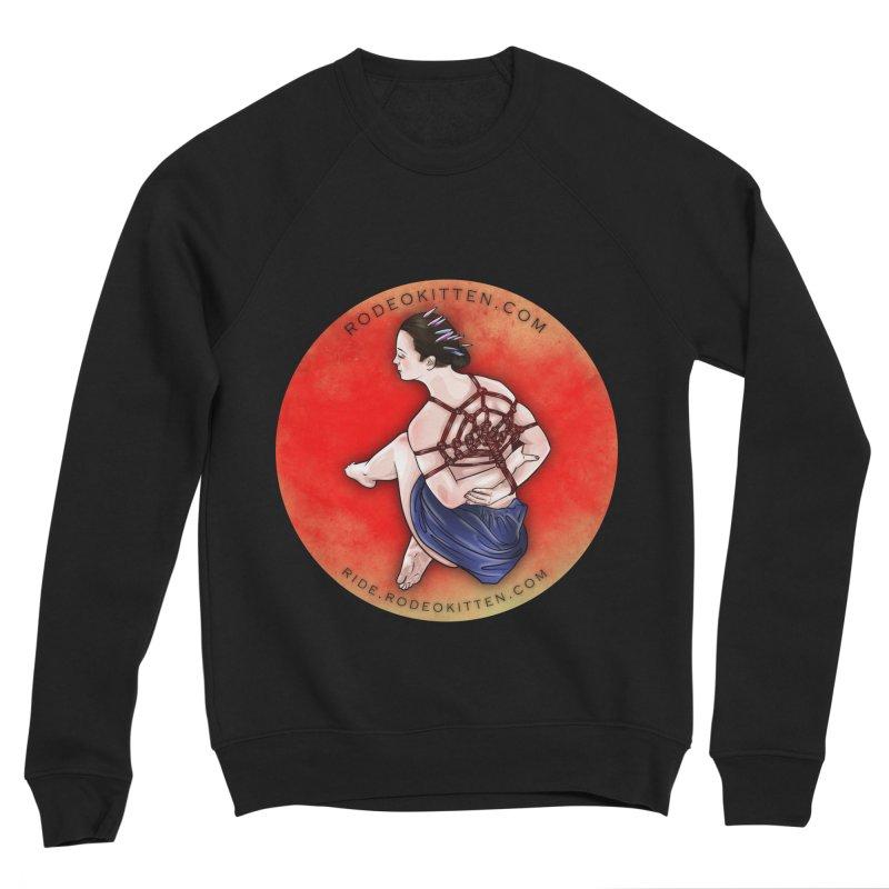 The Web Women's Sweatshirt by Rodeo Kitten's Swag Shop