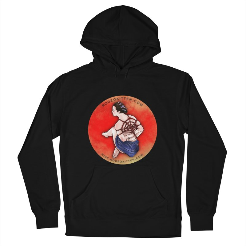 The Web Men's Pullover Hoody by Rodeo Kitten's Swag Shop