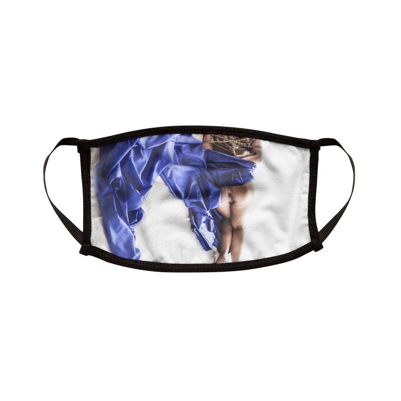 Devine Web Accessories Face Mask by Rodeo Kitten's Swag Shop