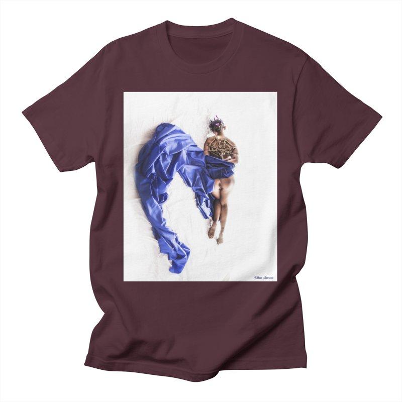 Devine Web Men's T-Shirt by Rodeo Kitten's Swag Shop