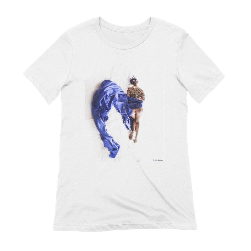 Devine Web Women's T-Shirt by Rodeo Kitten's Swag Shop