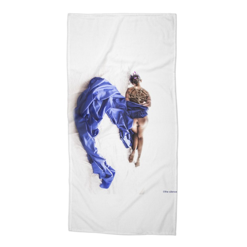 Devine Web Accessories Beach Towel by Rodeo Kitten's Swag Shop