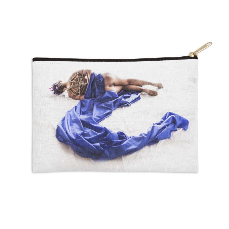 Devine Web Accessories Zip Pouch by Rodeo Kitten's Swag Shop