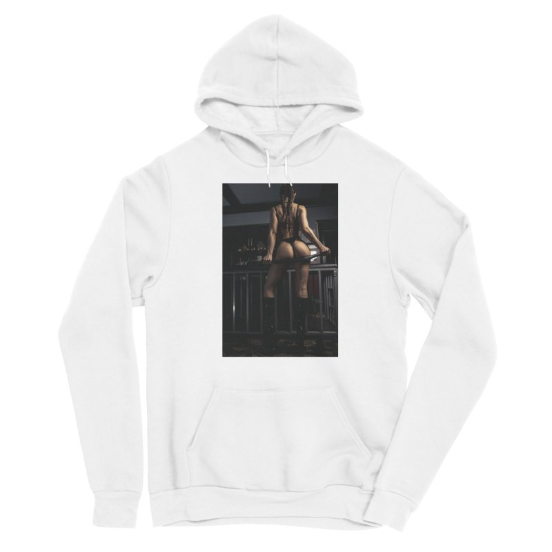 Mistress Ryder Women's Pullover Hoody by Rodeo Kitten's Swag Shop