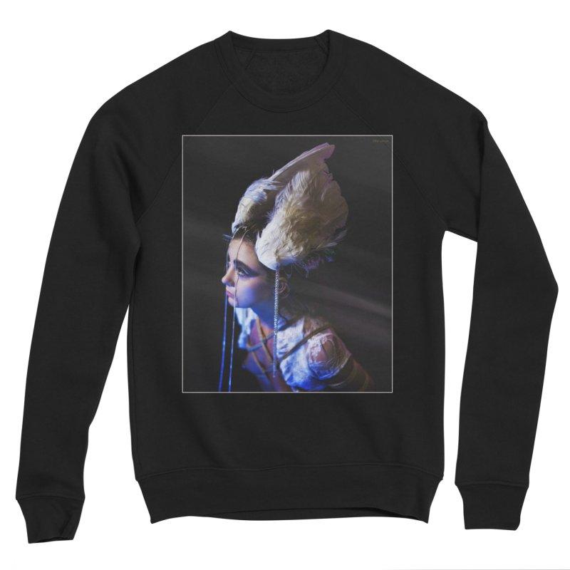 Bathing in Darkness Women's Sweatshirt by Rodeo Kitten's Swag Shop