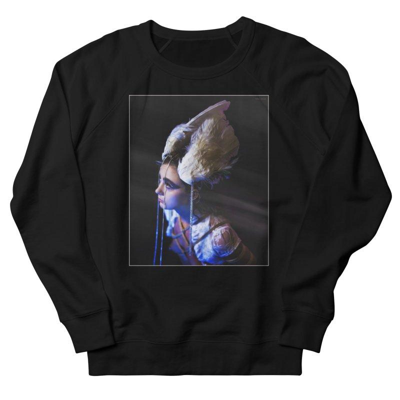 Bathing in Darkness Men's Sweatshirt by Rodeo Kitten's Swag Shop