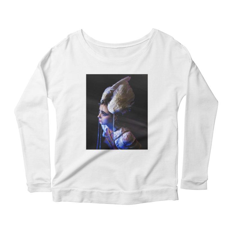 Bathing in Darkness Women's Longsleeve T-Shirt by Rodeo Kitten's Swag Shop