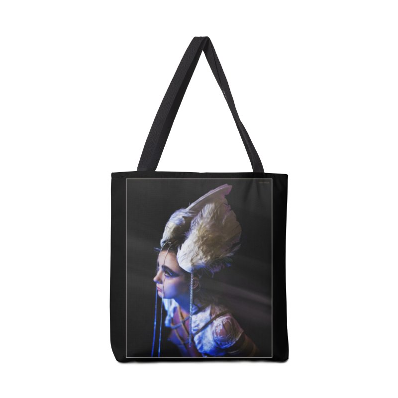 Bathing in Darkness Accessories Bag by Rodeo Kitten's Swag Shop