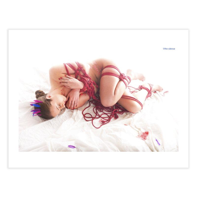 Abyss Home Fine Art Print by Rodeo Kitten's Swag Shop