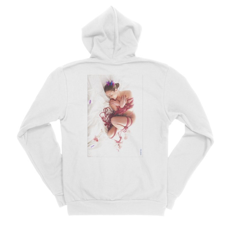 Abyss Women's Zip-Up Hoody by Rodeo Kitten's Swag Shop
