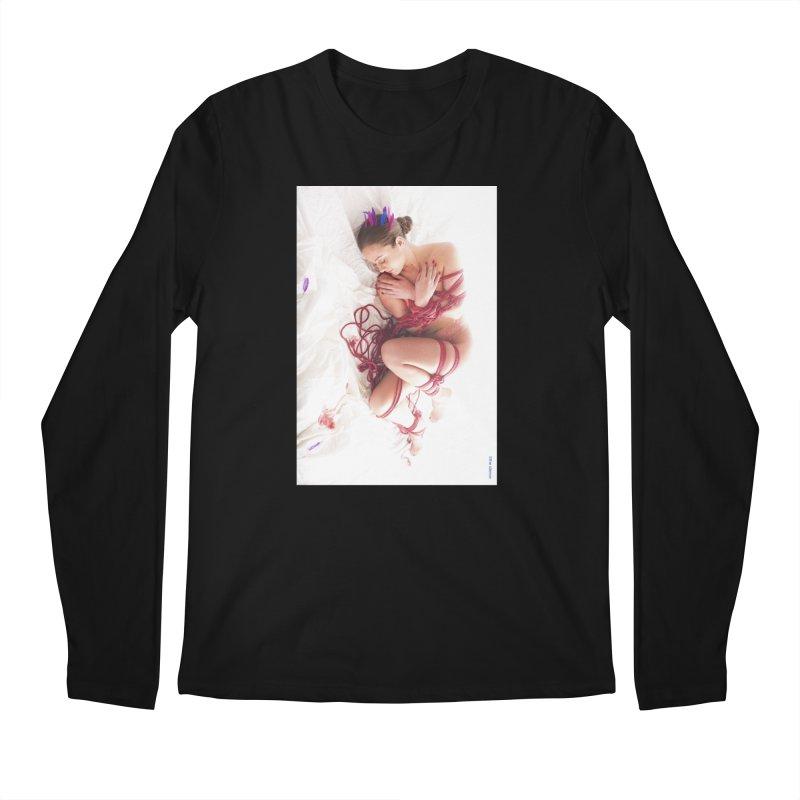 Abyss Men's Longsleeve T-Shirt by Rodeo Kitten's Swag Shop