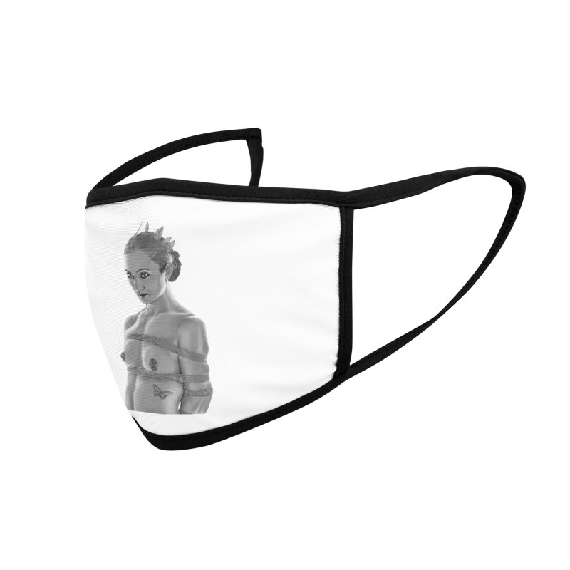 Capture Accessories Face Mask by Rodeo Kitten's Swag Shop