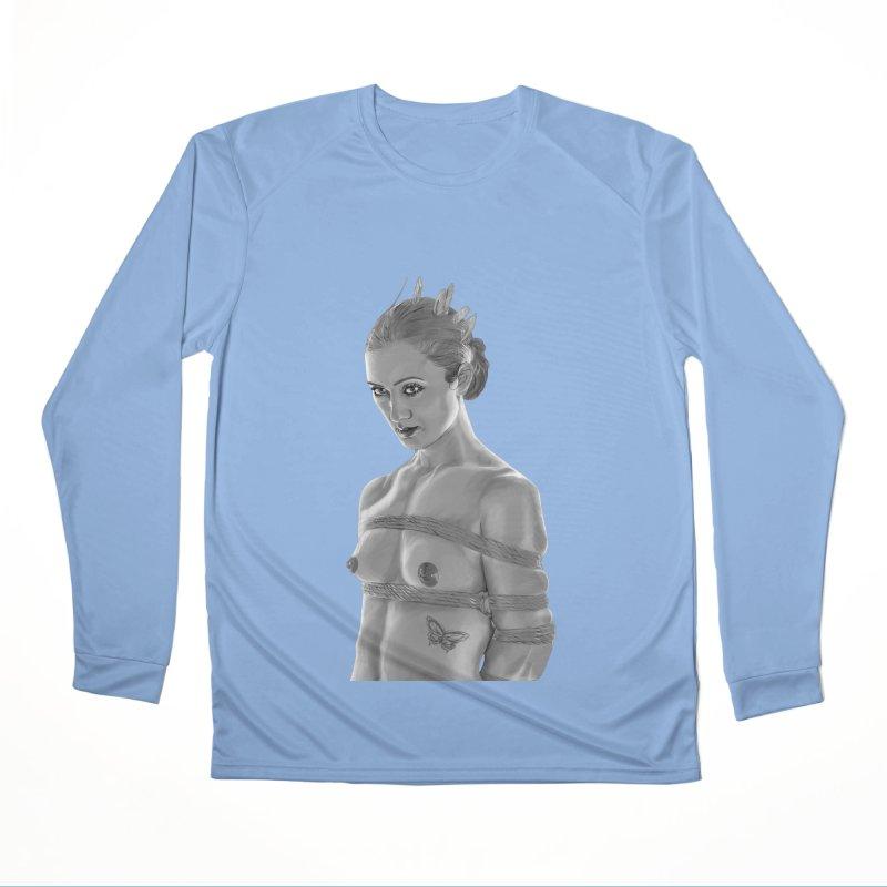 Capture Men's Longsleeve T-Shirt by Rodeo Kitten's Swag Shop