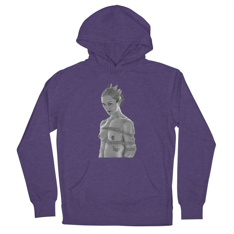 Capture Men's Pullover Hoody by Rodeo Kitten's Swag Shop