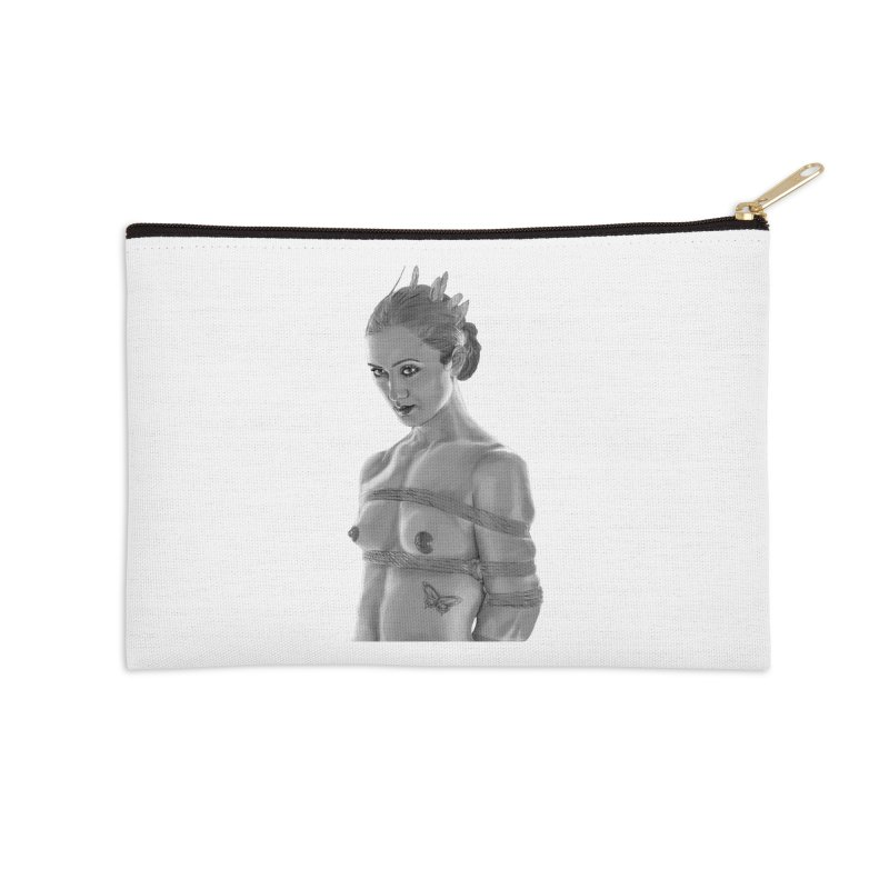 Capture Accessories Zip Pouch by Rodeo Kitten's Swag Shop