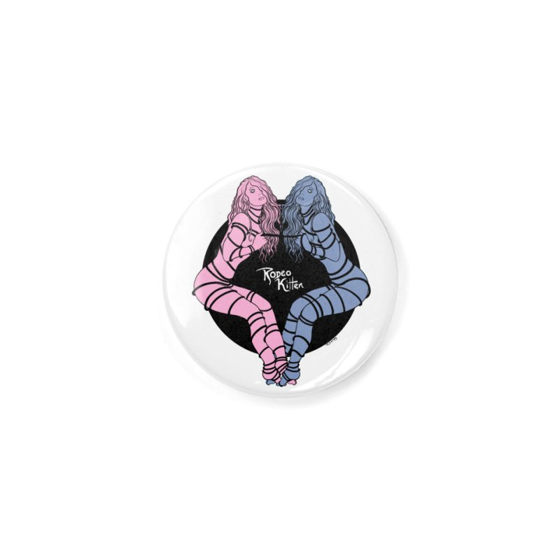 Seeing Double Accessories Button by Rodeo Kitten's Swag Shop