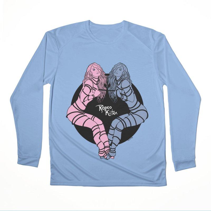 Seeing Double Men's Longsleeve T-Shirt by Rodeo Kitten's Swag Shop