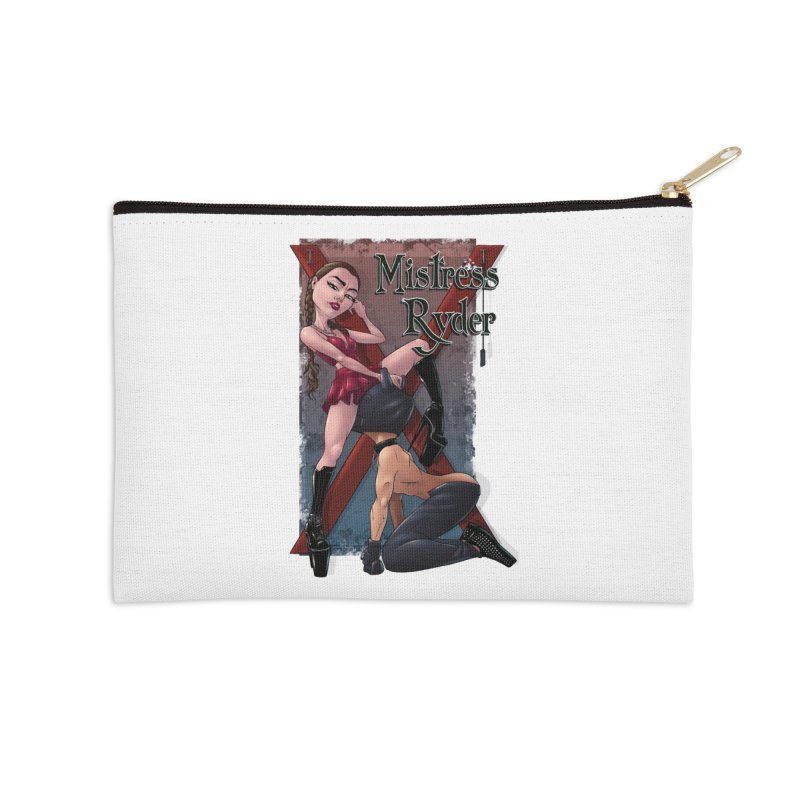 Mistress Ryder Commands Accessories Zip Pouch by Rodeo Kitten's Swag Shop