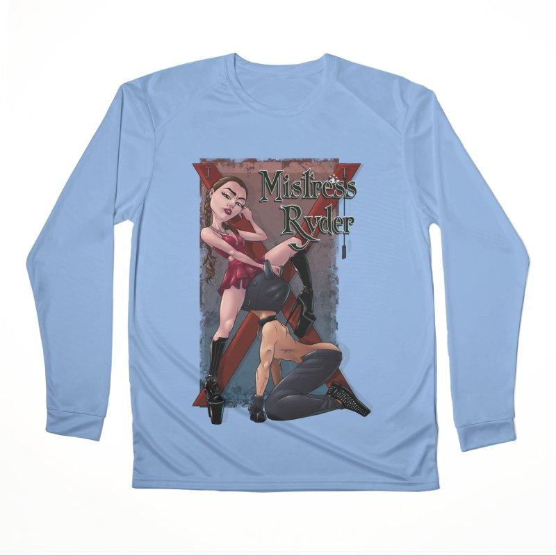 Mistress Ryder Commands Women's Longsleeve T-Shirt by Rodeo Kitten's Swag Shop