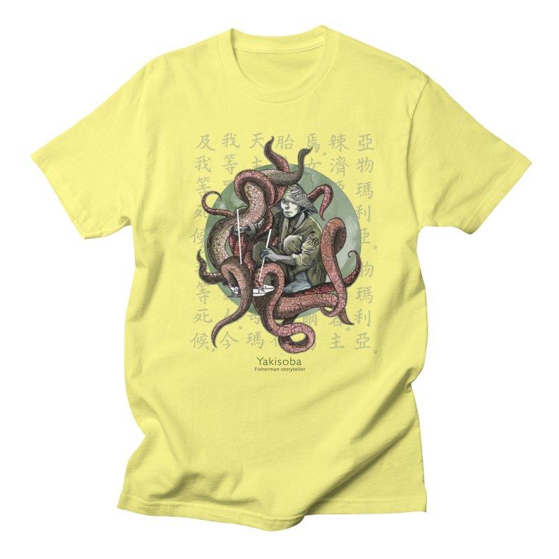 Yakisoba Men's T-shirt by Rodisley's Artist Shop