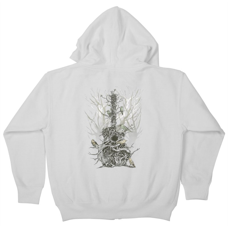 adorable luthiers Kids Zip-Up Hoody by Rodisley's Artist Shop