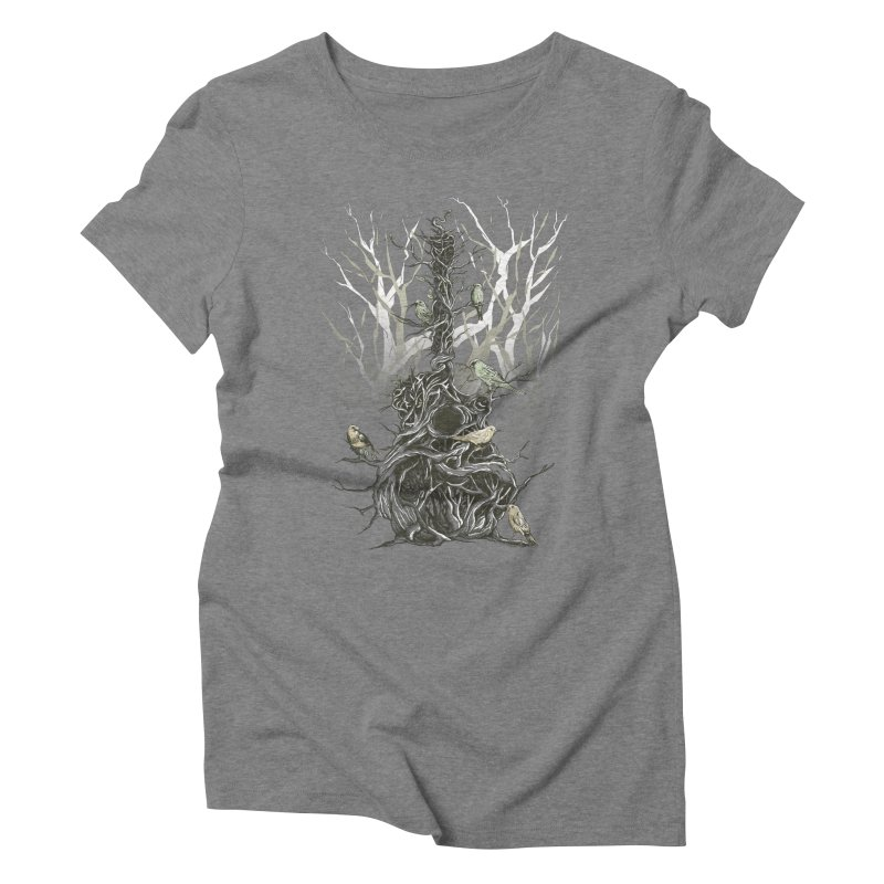 adorable luthiers Women's Triblend T-Shirt by Rodisley's Artist Shop