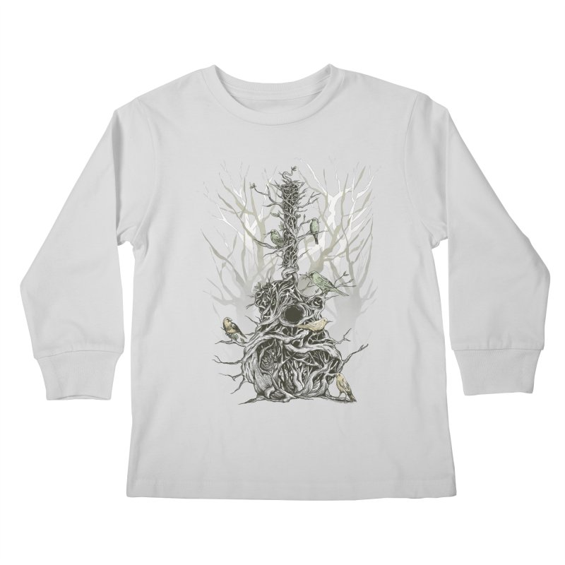adorable luthiers Kids Longsleeve T-Shirt by Rodisley's Artist Shop