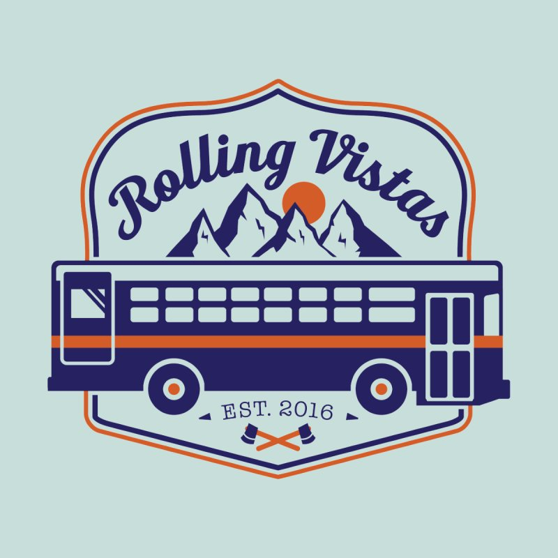 The Rolling Vistas Bus by Rolling Vistas's Artist Shop