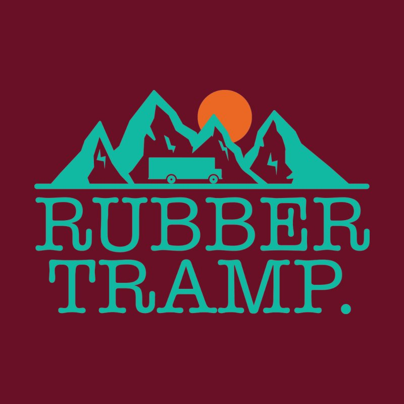 Rubber Tramp Skoolie by Rolling Vistas's Artist Shop